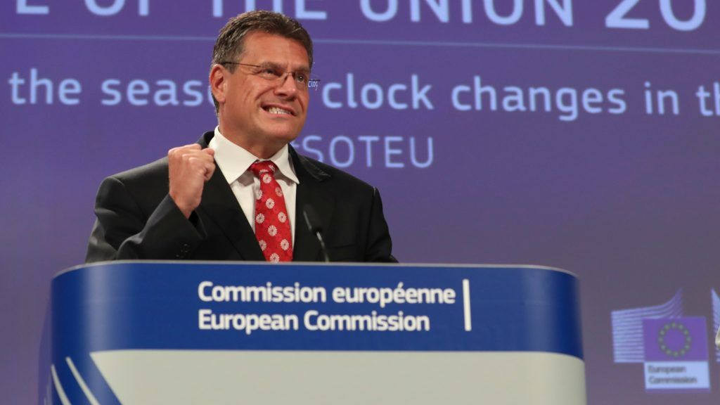 EU's Sefcovic: Real risk that 'raw materials become the new oil'