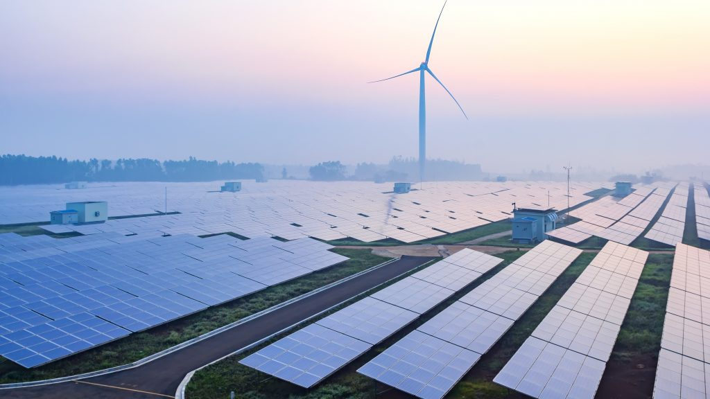 Researcher: 100% renewable energy requires 'a lot of green hydrogen'