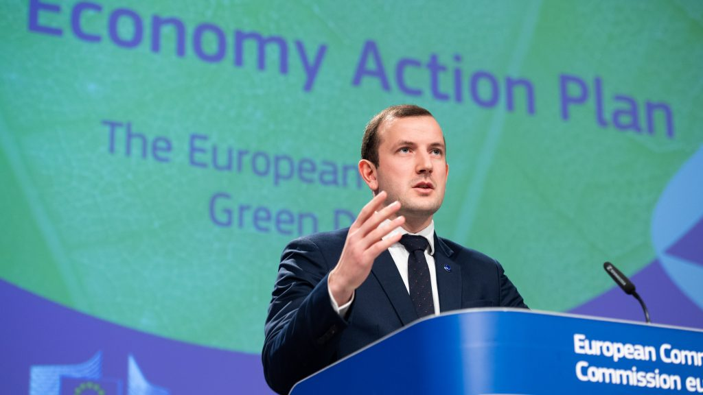 EU unveils circular economy plan 2.0, drawing mixed reactions